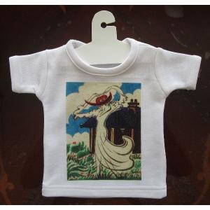 【ミニミニTシャツ】 グラバー邸の風 「小崎侃」|yamamotobizyutukan1