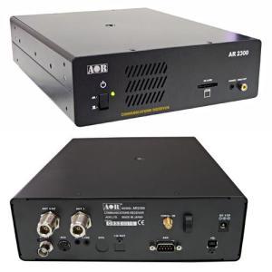 AR2300 40kHz〜3.15GHz(SSB/CW/AM/FM)PC制御型レシーバー エーオーアール(AOR)|yamamotocq
