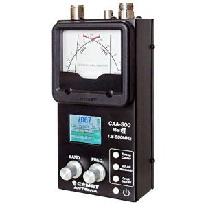 CAA-500MarkII スタンディングウェーブアナライザー コメット(COMET)|yamamotocq
