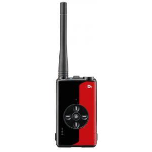 DJ-DPX1RA ルビーレッド 5W デジタル30ch (351MHz) ハンディトランシーバー アルインコ(ALINCO)|yamamotocq