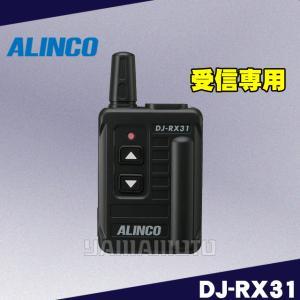アルインコ (ALINCO) DJ-RX31 特定小電力トランシーバー 受信専用機 yamamotocq
