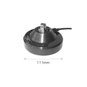 DPK-4NM-N 強力マグネットベース(N型コネクター/4mケーブル付き) ダイヤモンドアンテナ (第一電波工業)|yamamotocq