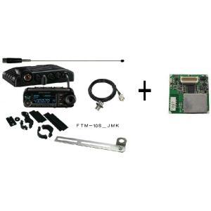 FTM-10S JMK+BU-2 スタンダード(八重洲無線)|yamamotocq