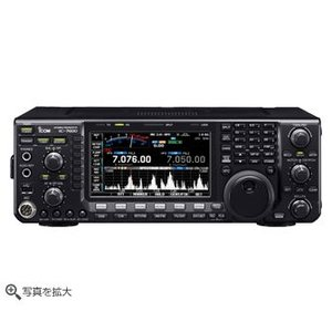 アイコム IC-7600