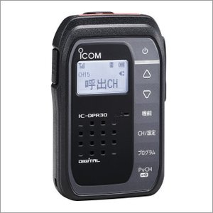 IC-DPR30  1W デジタル30ch(351MHz)ハンディトランシーバー アイコム(ICOM)|yamamotocq