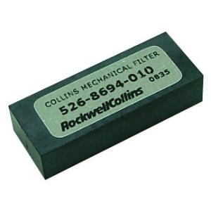 MF2.5 コリンズ社製2500Hzメカニカルフィルター エーオーアール(AOR)|yamamotocq