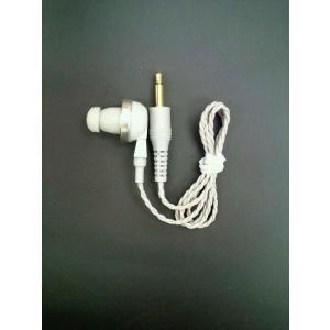 アシダ音響イヤホン PR-17 ジャック径3.5Φ コード長50cm(グレーのみ)|yamamotocq
