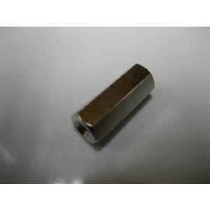黄銅六角スペーサー(長ナット)  3x15|yamamotocq
