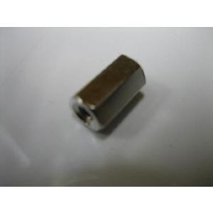 黄銅六角スペーサー(長ナット)  4x10|yamamotocq