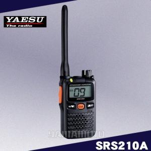 SRS210A 交互/中継通話対応 特定小電力トランシーバー スタンダード(STANDARD) yamamotocq