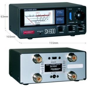 SX600 SWR&パワー計 ダイヤモンドアンテナ(第一電波工業)|yamamotocq