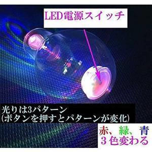 【電球ソーダ】光る電球型ボトル,電球ボトル500ml【ストロー付】100個入り(安心・安全)|yamamotoningyou|03