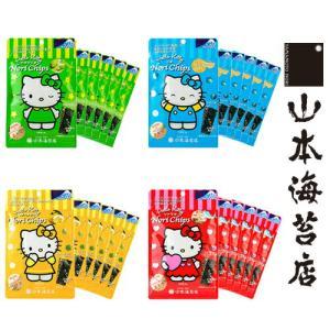海苔 Nori Chips袋 入 海苔 ちっぷす  キティコラボ おやつ  日本橋 老舗