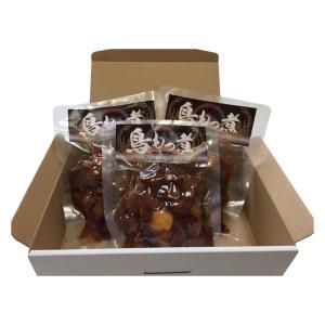 山梨名物鳥もつ煮3袋セット お取り寄せ yamanashi-online
