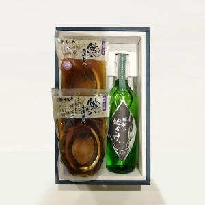 鮑煮貝とワインセット(勝沼の地ざけ白)  ギフト, セット, 贈り物, 贈答品|yamanashi-online