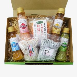 やまなしどれっしんぐものがたりと市川の生パスタ  ギフト, セット, 贈り物, 贈答品|yamanashi-online
