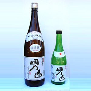 甲斐男山 純米 720ml 地酒 お取り寄せ|yamanashi-online