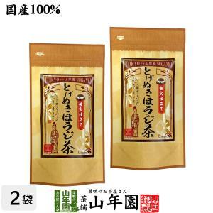 お茶 日本茶 ほうじ茶 とげぬきほうじ茶 ティーパック 掛川茶 3g×15パック×2袋セット ティー...