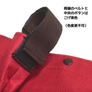 車いす用アンダーバッグ Lサイズ レッド すべり止めなし yamanekoyashop 04