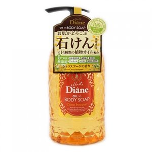 モイストダイアン ボディソープ シトラスブーケの香り 500ml|yamanisi