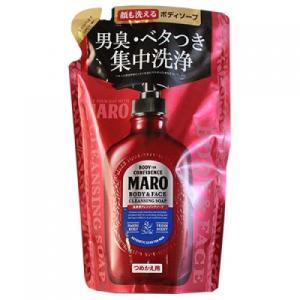 マーロ 全身用クレンジングソープ つめかえ用 380ml |yamanisi
