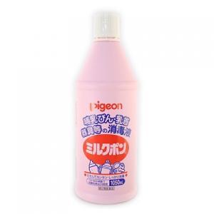 哺乳瓶、乳首、器具等をひたすだけで、簡単にしっかり消毒できる殺菌・消毒液です。1日1回の調製で殺菌効...