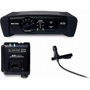 LINE6 ワイヤレスマイクシステム XD-V35L