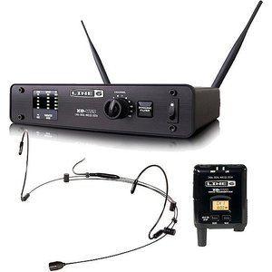 LINE6 ワイヤレスマイクシステム XD-V55HS