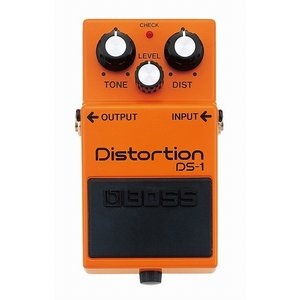 BOSS コンパクトエフェクター DS-1 / Distortion
