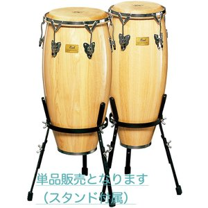 Pearl コンガ White Wood Congas 10インチ [CG-210WSN]