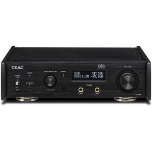 TEAC USB DAC/ヘッドホンアンプ UD-503-B / BK|yamano-gakki