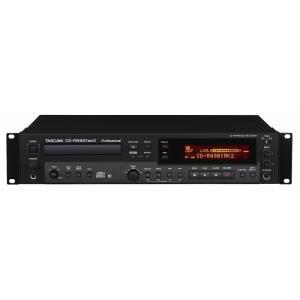 TASCAM 業務用CDレコーダー/プレーヤー CD-RW901MK2 / BK yamano-gakki