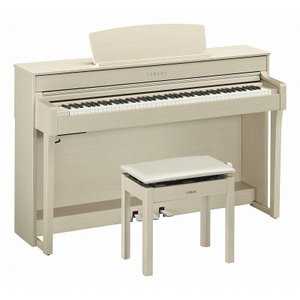 YAMAHA 電子ピアノ CLP-645WA / ホワイトアッシュ調