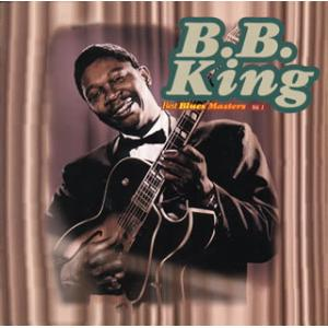 B.B.キング/ベスト・ブルース・マスターズVol.1|yamano