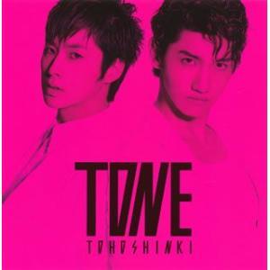 東方神起/TONE(CD+DVD:ジャケットA)|yamano