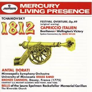 4112080993(UCCD-4731) 大序曲「1812年」op.49/ディームズ・テイラーの「...