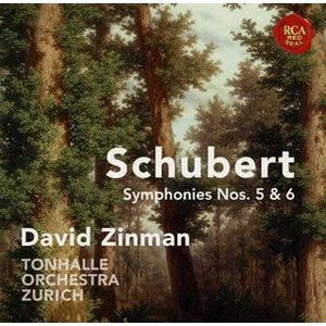 デヴィッド・ジンマン/シューベルト:交響曲第5番&第6番(「小ハ長調」)