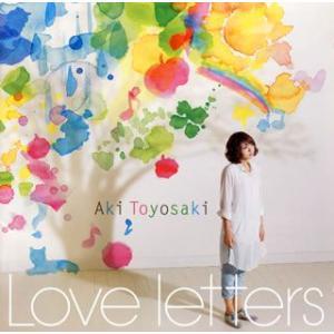 豊崎愛生/Love letters(通常盤)|yamano