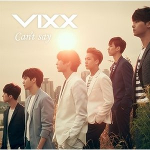 VIXX/Can't say(初回限定盤B)