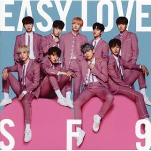 SF9/Easy Loveの商品画像