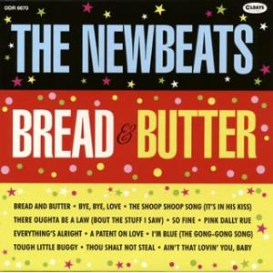 4119010056(ODR-6670) BREAD AND BUTTER/BYE,BYE,LOVE...