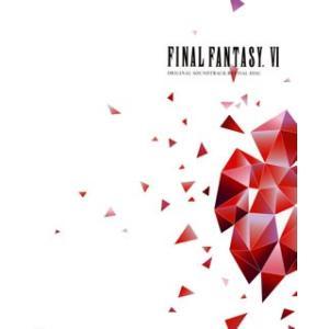 FINAL FANTASY VI ORIGINAL SOUNDTRACK REVIVAL DISC 映像付サントラ/Blu-ray Disc Musi