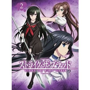 ストライク ザ ブラッド II OVA Vol.2 Blu-ray Disc  / ストライク ザ ブラッド  Blu-ray
