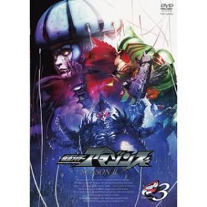 仮面ライダーズ SEASON2 VOL.3  DVD