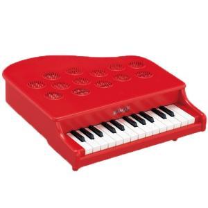 ポリスチレン樹脂製の本体で25鍵のピアノのおもちゃで、根強い人気を誇る製品です。  金属パイプを使用...
