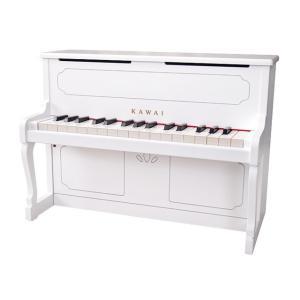 本物のアップライトピアノのような32鍵のたて型のミニピアノです。  音程の正確さはそのままに、連打性...