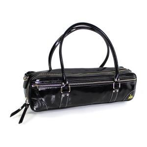 【フルートバッグ】FluterScooter(Black Patent Leather)|yamano