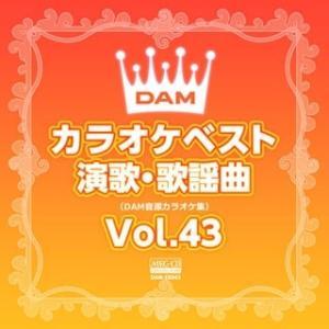DAM オリジナル・カラオケ・シリーズ/DAMカラオケベスト 演歌・歌謡曲 Vol.43(MEG-CD)|yamano