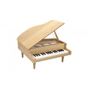 高級感漂う32鍵のグランドピアノのおもちゃです。 音程の正確さはそのままに、弾きやすさとデザイン性を...