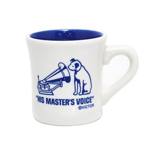 ニッパー 撥水マグカップ(ブルー)(VJK-10013)|yamano